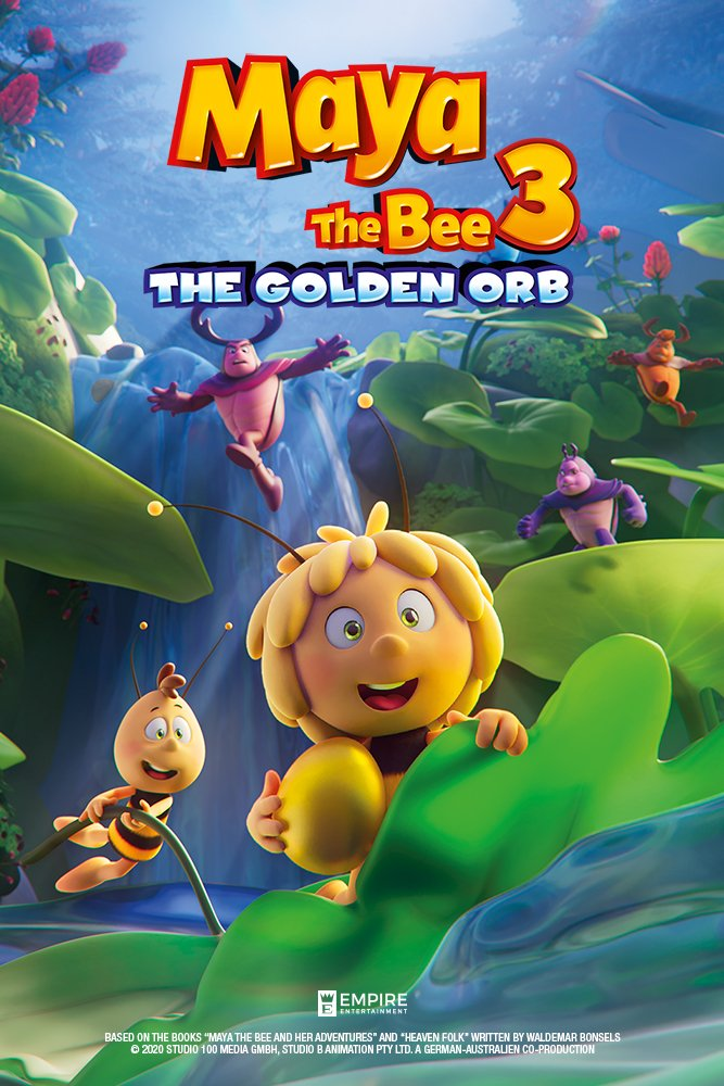 Empire International - Maya the Bee 3: The Golden Orb