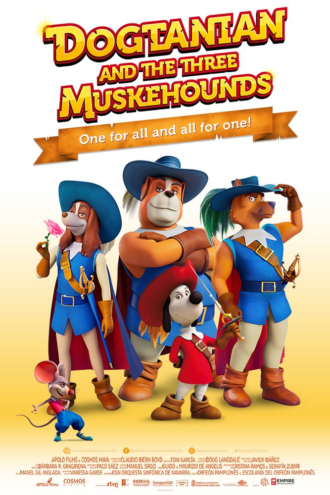 Empire International - Dogtanian and the Three Muskehounds