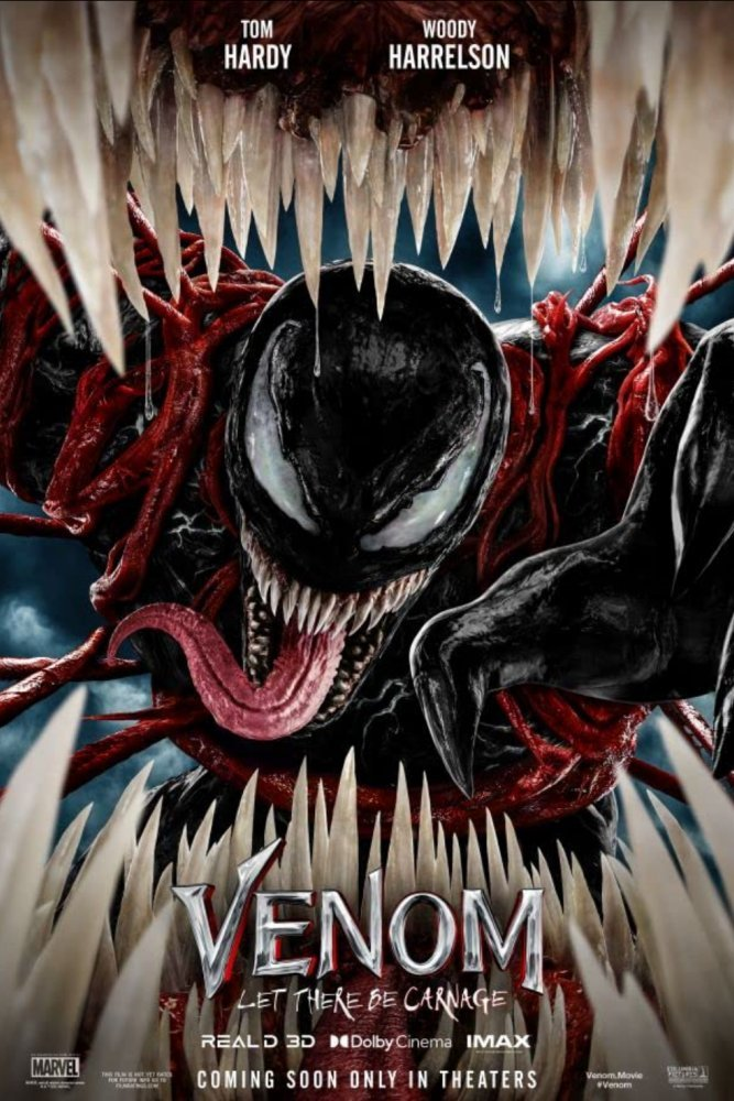 Empire International - Venom: Let There Be Carnage - In IMAX